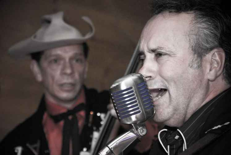 Rockabilly Band The Starline Rhythm Boys